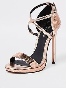 river-island-river-island-cross-strap-barely-there-heels-rose-gold