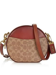 coach-coated-canvas-signature-canteen-cross-body-bag-tan