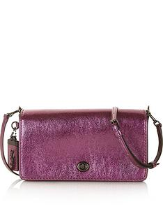 coach-metallic-dinky-cross-body-pink