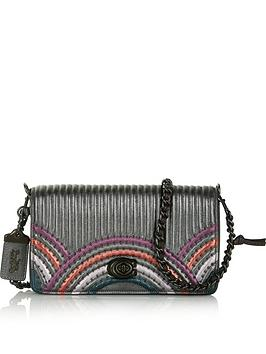 coach-colour-block-dinky-deco-bag-with-quilting-andnbsprivets-black
