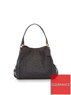 coach-coated-canvas-signature-edie-31-shoulder-bag--nbspblack