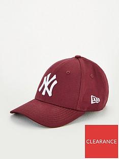 new-era-youth-940-new-york-yankees-cap-maroon