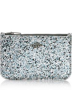 coach-glitter-zip-card-case-metallic-blue
