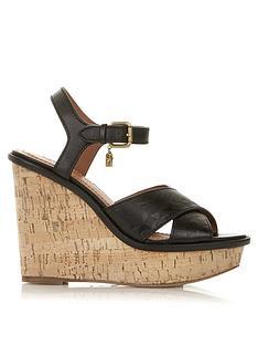 coach-cross-band-charm-detail-high-wedge-sandals-black