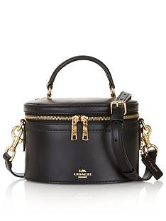coach-trail-leather-crossbody-bag-black