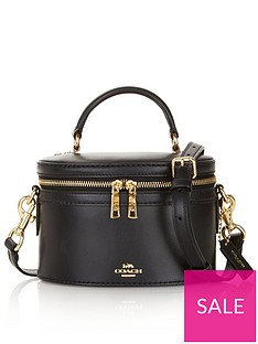 coach-trail-leather-crossbody-bag-black