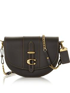 coach-small-glove-tanned-leather-saddle-bag-black