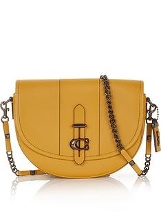 coach-medium-glove-tanned-leather-saddlebag-mustard