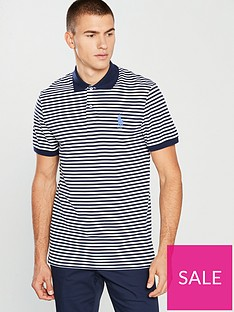 49baa22b Polo Ralph Lauren Golf Polo Ralph Lauren Golf Striped Perform Pique Polo