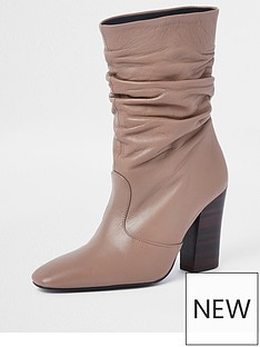 river-island-premium-slouch-leather-boot--nbsplight-pink