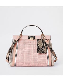river-island-doctors-tote-bag-pink