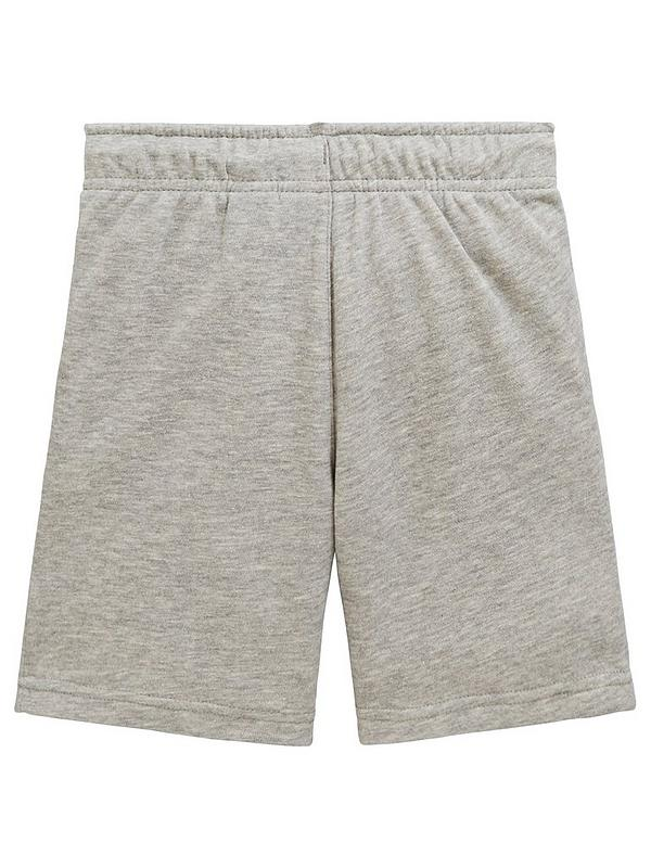 85877609bae2 Converse Boys Stacked Wordmark Shorts - Dark Grey