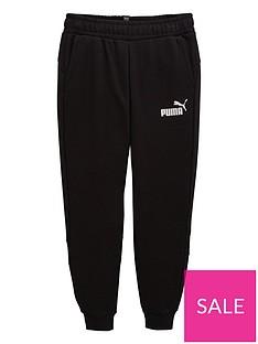 puma-older-boys-amplified-sweat-pants-black