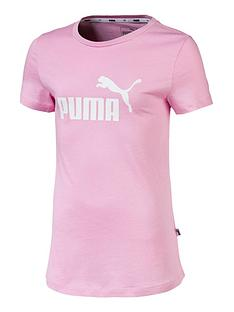 puma-older-girls-tee