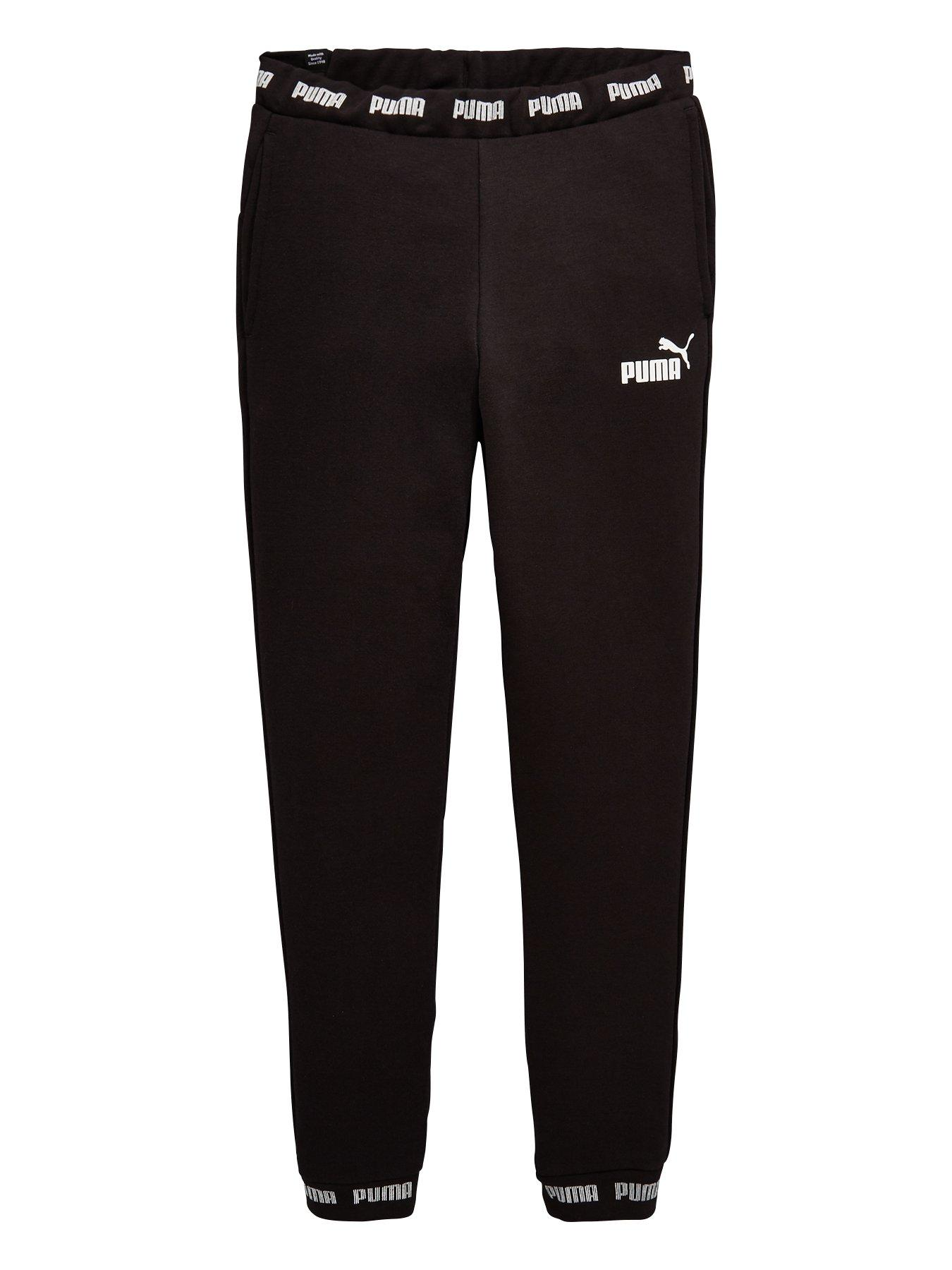 Puma Amplified Womens Ladies Sports Fitness Legging Black Clothing, Shoes & Accessories Clothing & Accessories