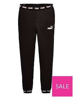 puma-older-girls-amplified-track-pants-black