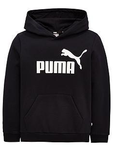 Puma Older Boys Logo Hoody 55b665bb88