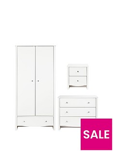 alexis-kids-3-piece-white-package-2-door-1-drawer-wardrobe-4-drawer-chest-and-2-drawer-bedside-chest