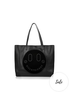 hill-friends-slouchy-tote-bag-black