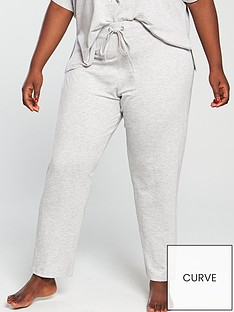 v-by-very-curve-straight-leg-lounge-trouser-grey