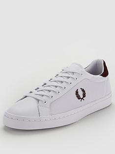 fred-perry-plimsolls