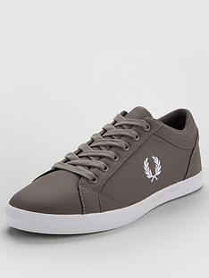 fred-perry-baseline-ripstop-plimsolls