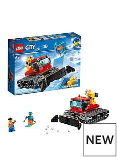 LEGO City 60222Snow Groomer