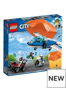 LEGO City 60208Sky Police Parachute Arrest