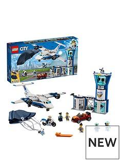 LEGO City 60210 Sky Police Air Base