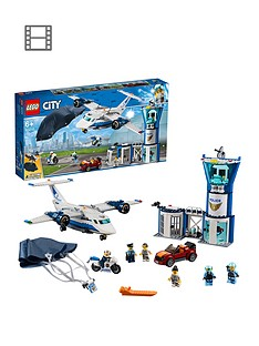 LEGO City 60210 Sky Police Air Base Best Price, Cheapest Prices