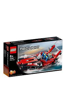 LEGO Technic 42089Power Boat