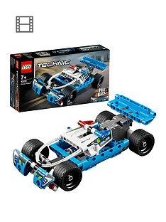 LEGO Technic 42091 Police Pursuit Car