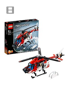 lego-technic-42092nbsprescue-helicopter