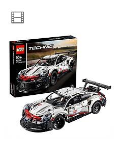 LEGO Technic 42096Preliminary GT Race Car