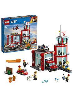 LEGO City 60215Fire Station