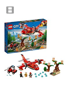 LEGO City 60217 Fire Plane Best Price, Cheapest Prices