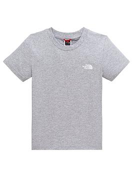 the-north-face-boys-simple-dome-t-shirt-grey-heather