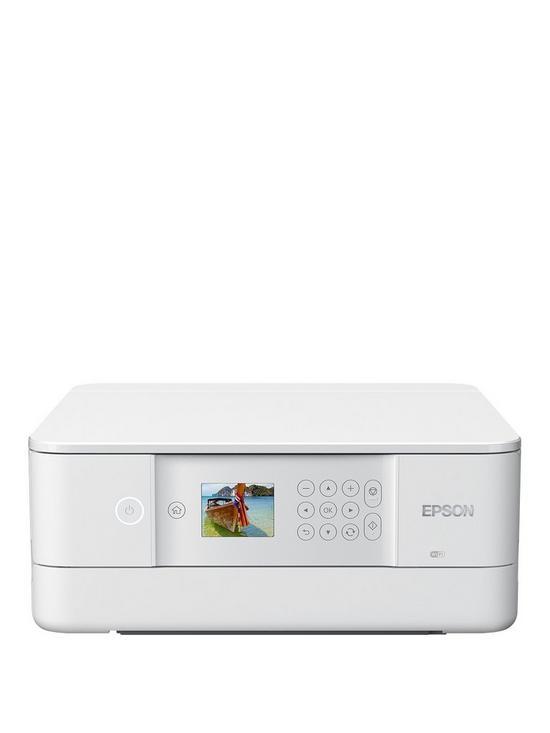 Expression Premium XP-6105 - White with Optional Extras
