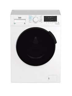 Beko WDB7426R1W 7Kg/4kg 1200 Spin Washer Dryer - White