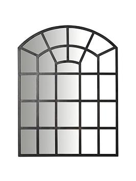 ideal-home-black-window-mirror