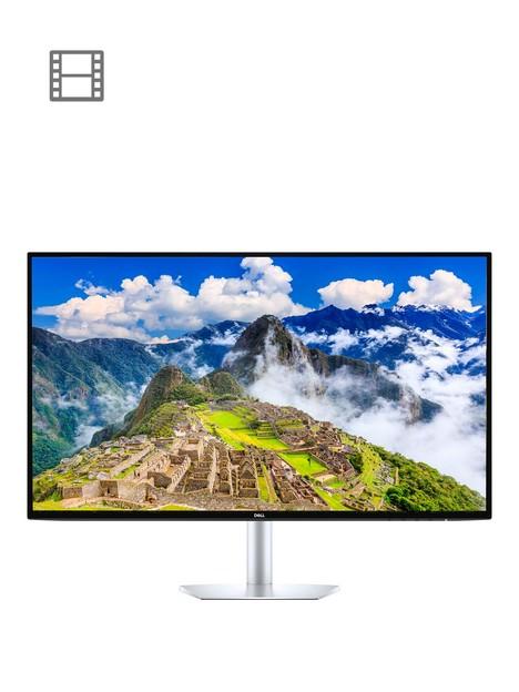 dell-s2719dc-27-inch-qhd-2560-x-1440-infinityedge-display-ips-hdr-600-amd-freesync-usb-type-c-ultrathin-widescreen-led-monitor