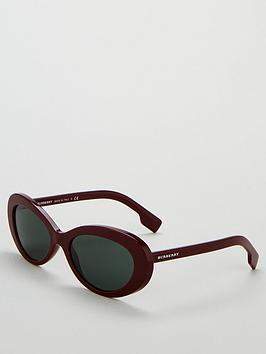 burberry-oval-bordeaux-sunglasses