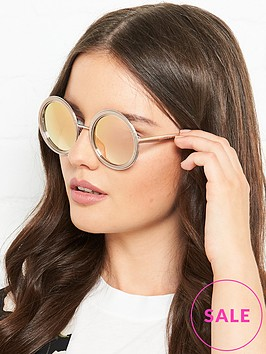 dolce-gabbana-round-gros-grain-sunglasses-rose-gold