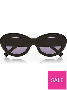 versace-oval-shaped-sunglasses-blacknbsp