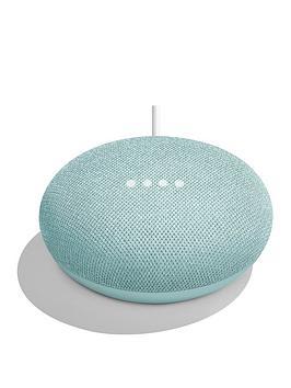Google Home Mini - Swimming Pool Blue