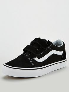 3bb59b6e6d4189 Vans Old Skool Velcro