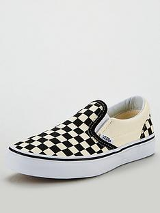 vans-checkerboard-classic-slip-on