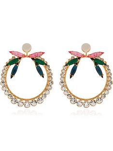 anton-heunis-swarovski-wings-and-crystal-hoop-earrings-multicolour