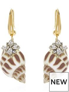 anton-heunis-shell-and-swarovski-crystal-hook-earrings-gold