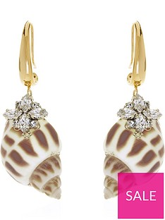 anton-heunis-shell-and-swarovski-crystal-hook-earrings-gold